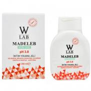 W-Lab Cosmetics - W-Lab Madeleb Intim Care PH 3.8 İntim Yıkama Jeli 250 ml