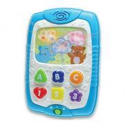 WinFun - WinFun İlk Eğitici Işıklı Müzikli Tabletim Mavi 6+