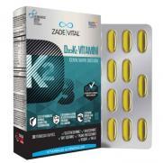Zade Vital - Zade Vital D3 + K2 Vitamini İçeren Takviye Edici Gıda 30 Yumuşak Kapsül