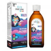 Zade Vital - Zade Vital Miniza Multi Sıvı Takviye Edici Gıda 150 ml