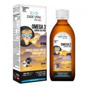 Zade Vital - Zade Vital Miniza Omega 3-Çörek Otu Yağı İçerikli Sıvı Takviye Edici Gıda 150 ml