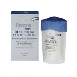 Rexona - Rexona Men Antiperspirant Krem Deodorant 48 Saat Etkili 45 ml