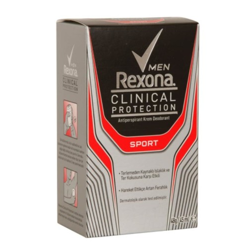 Rexona - Rexona Clinical Protection Sport Men 45ml