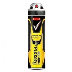 Rexona - Rexona Men V8 Adrenaline Deodorant Sprey 150ml