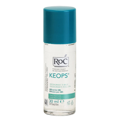 Roc - Roc Keops Roll-On Deodorant 30ml