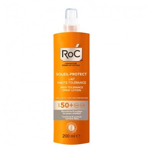 Roc Ürünleri - ROC Soleil Protection Hassas Ciltler SPF 50+ Vücut Spreyi 200 ml