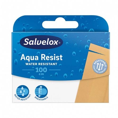 Salvelox - Salvelox Aqua Resist Suya Dayanıklı Yara Bandı 100 cm
