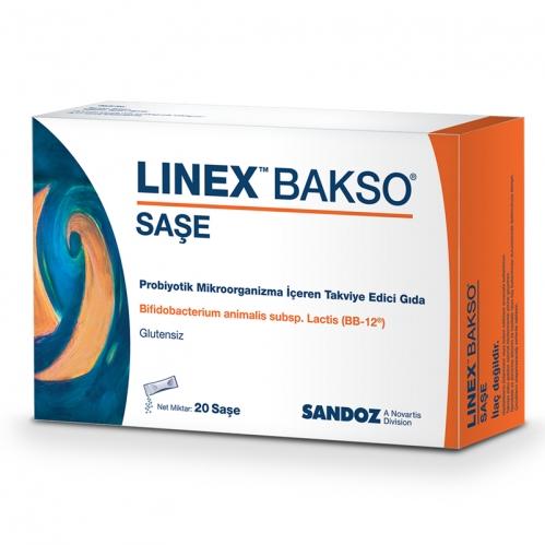 Sandoz - Sandoz Linex Bakso 20 Saşe