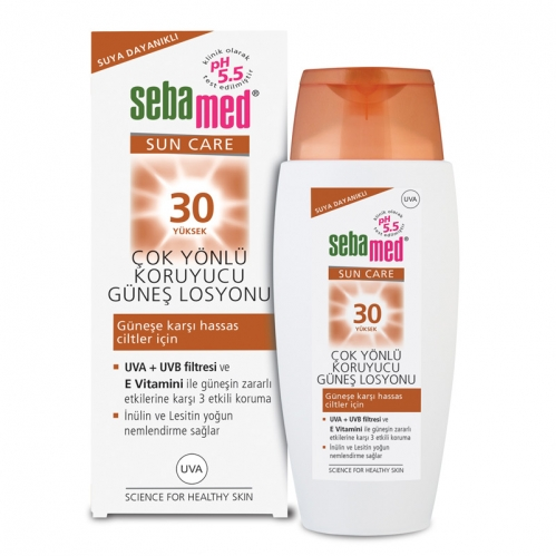 Sebamed - Sebamed Sun Care Spf 30 Güneş Koruyucu Losyon 150 ml