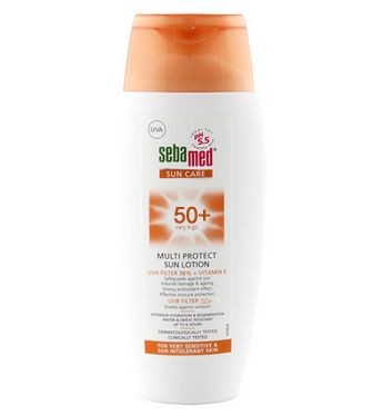Sebamed - Sebamed Sun Multi Protect Lotion 50 150ml ( Kutusuz )