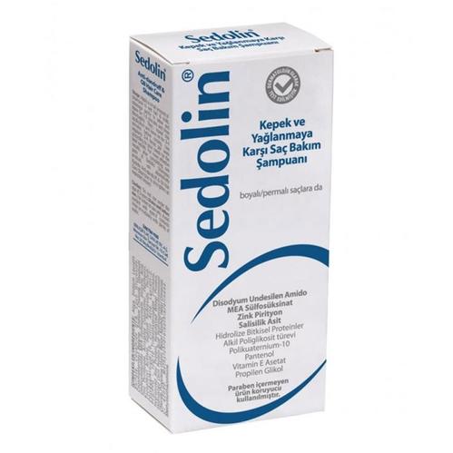 Dermadolin - Sedolin Kepek ve Yağlanmaya Karşı Saç Bakım Şampuanı 125 ml