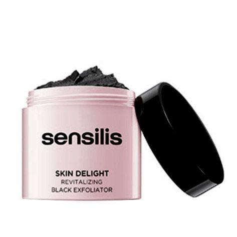 Sensilis - Sensilis Skin Delight Revitalizing Black Exfoliator 75ml