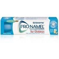 Sensodyne - Sensodyne Pronamel 6+ Yaş İçin Diş Macunu 50ml.