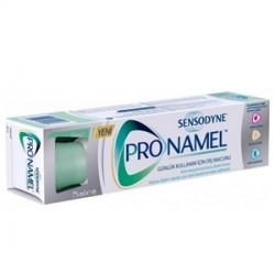 Sensodyne - Sensodyne Pronamel Günlük Kullanım İçin Diş Macunu Naneli 75ml