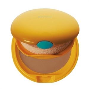 Shiseido Tanning Compact Fondöten Bronz Spf6