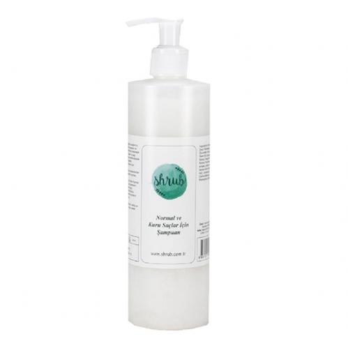 Shrub - Shrub Normal Kuru Saçlar İçin Şampuan 400 ml
