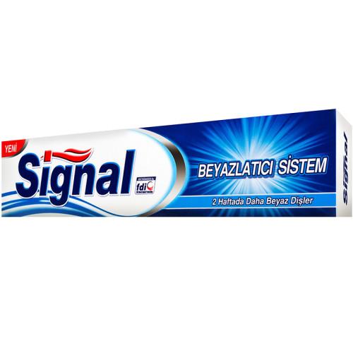 Signal - Signal Beyazlatıcı Diş Macunu 125ml