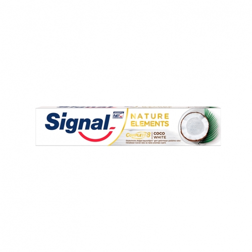 Signal - Signal Natural Elements Coco White Diş Macunu 75 ml