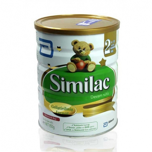 Similac - Similac Devam Sütü 2 850 Gr