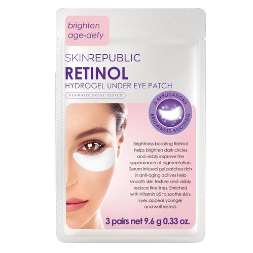 Skin Republic - Skin Republic Retinol Hydrogel Under Eye Patch 9.6 gr