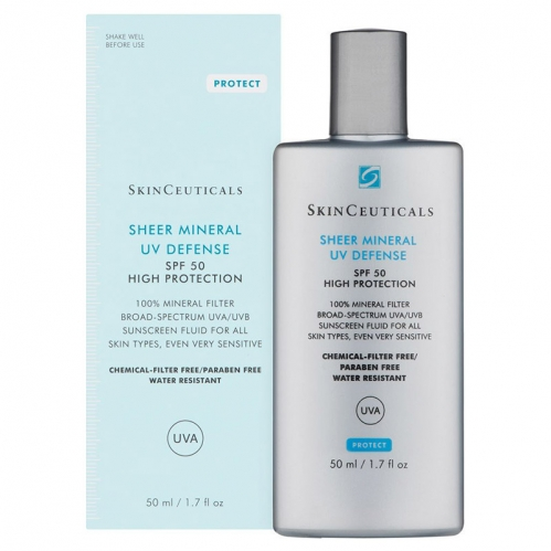 Skinceuticals - Skinceuticals Sheer Mineral UV Defense Spf50 50mL