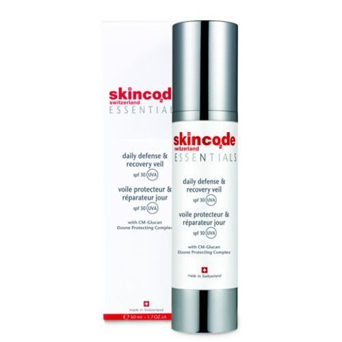 Skincode - Skincode Daily Defence & Recovery Cream Spf30 50ml