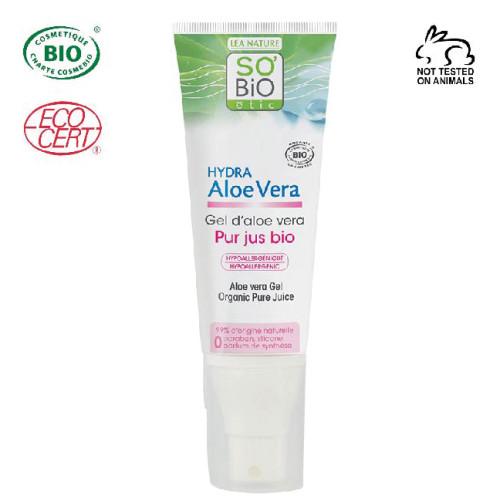 So Bio Etic - So Bio Etic Organik Aloe Vera Jeli 125 ml