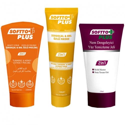 Softto Ürünleri - Softto Plus Arındırıcı Set