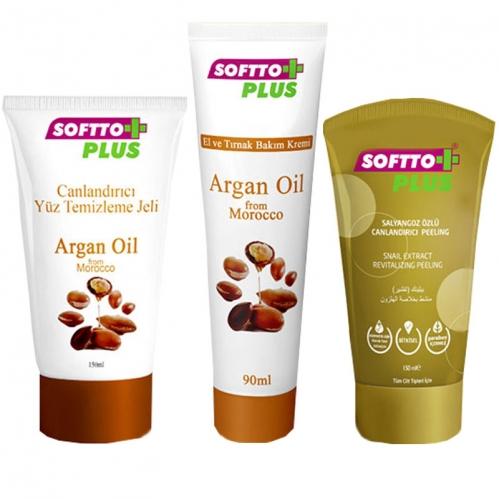 Softto Ürünleri - Softto Plus Nemlendirici Set