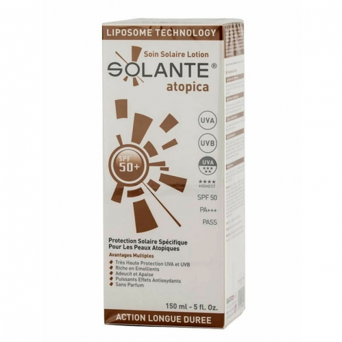 Solante - Solante Atopica SPF 50+ Losyon 150 ml