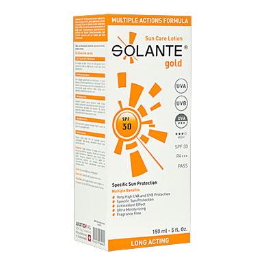 Solante - Solante Gold SPF30 Losyon 150 ml