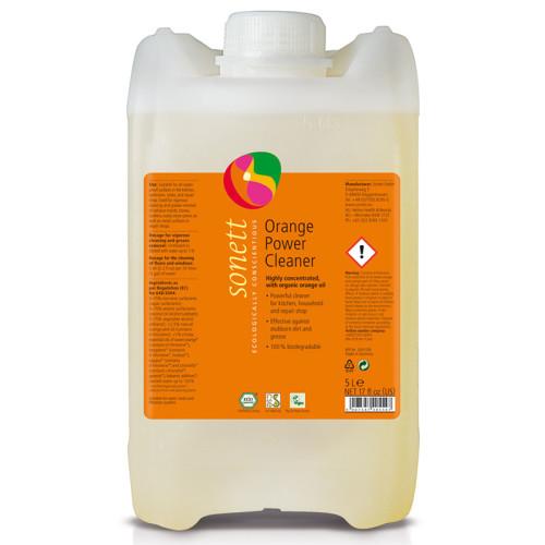 Sonett - Sonett Portakallı Güçlü Temizleyici 5L