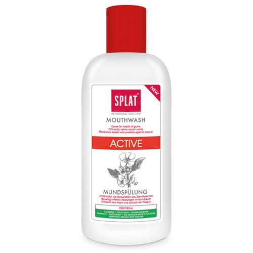 Splat - Splat Mouthwash Active Ağız Çalkama Suyu 275ml