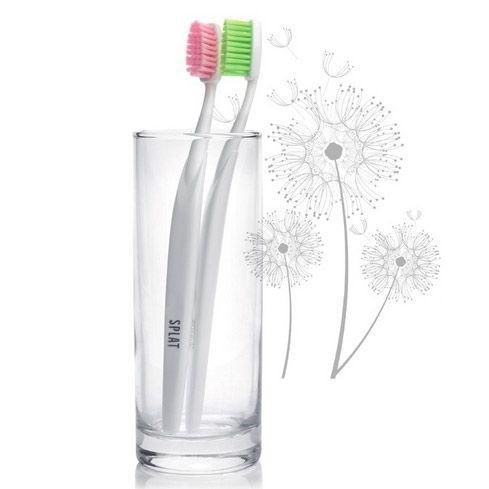 Splat - Splat Sensitive Hassas Dişler için Diş Fırçası Medium - 1 Adet