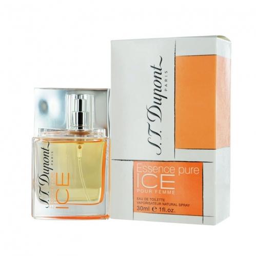 S.T. Dupont - S.T. Dupont Essence Pure Ice EDT 30 ml Kadın Parfüm