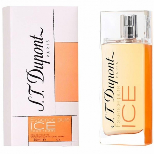S.T. Dupont - S.T. Dupont Essence Pure Ice EDT 50 ml Kadın Parfüm