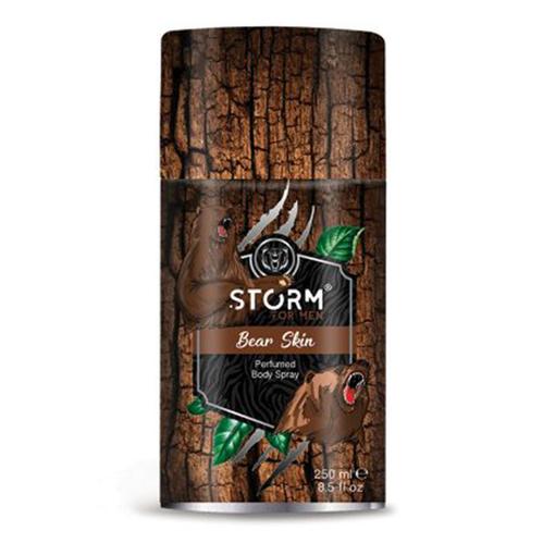 STORM - Storm For Men Bear Skin Parfüm Deodorant 250 ml