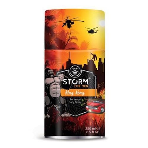 STORM - Storm For Men King Kong Parfüm Deodorant 250 ml