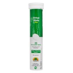 Sunlife - Sunlife Ginkgo Biloba Plus 20 Tablet