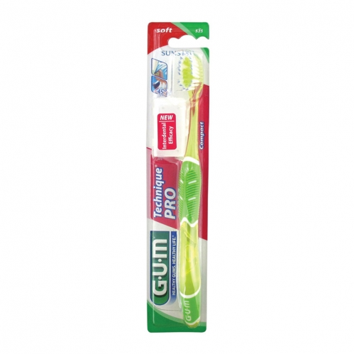 Sunstar GUM - Sunstar Gum Technique PRO Soft Diş Fırçası