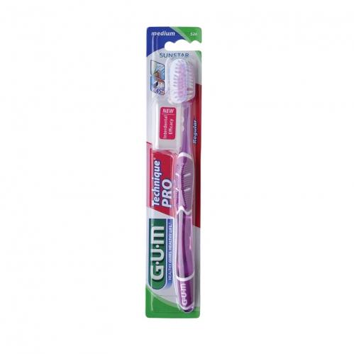 Sunstar GUM - Sunstar Gum Technique PRO Medium Diş Fırçası