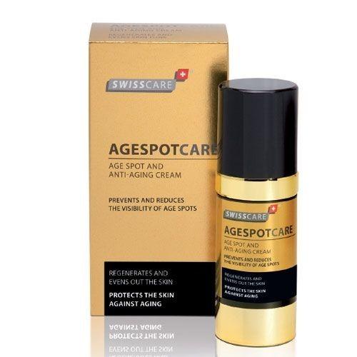 Swisscare - Swisscare Age Spot And Anti-Aging Cream 30ml