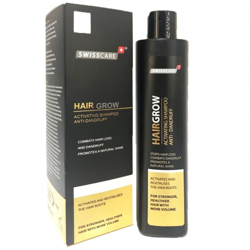 Swisscare - Swisscare HairGrow Anti Dandruff Shampoo 250 ml