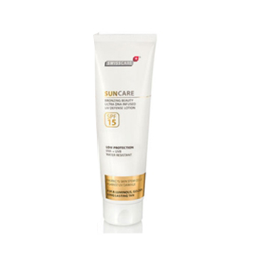 Swisscare - Swisscare SunCare Bronzing Beauty Defense Lotion SPF15 150ml