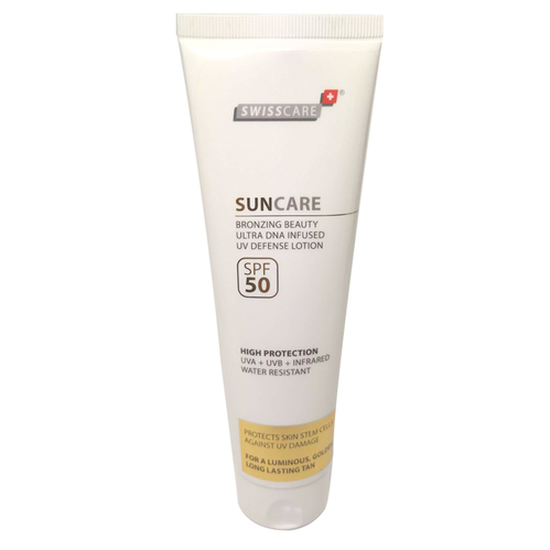 Swisscare - Swisscare Suncare Bronzing Beauty Defense SPF 50 Losyon 150 ml