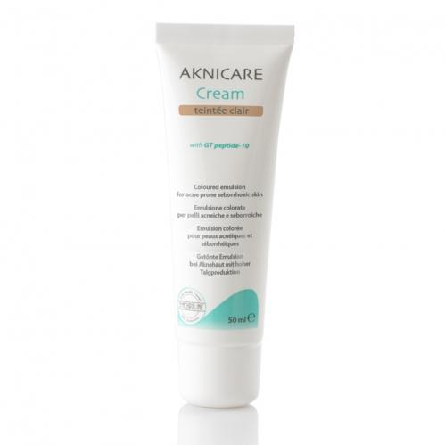 Synchroline Ürünleri - Synchroline Aknicare Cream Tinted 50 ml
