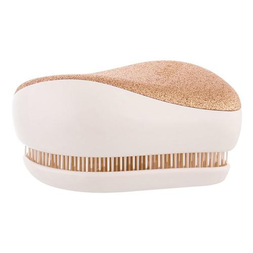 Tangle Teezer - Tangle Teezer Compact Styler Gold Glitter Saç Fırçası