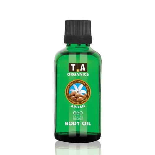TcA Organics - TcA Organics Argan Body Oil 50ml