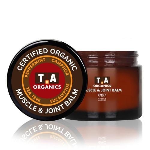 TcA Organics - TcA Organics Muscle & Joint Balm 50ml