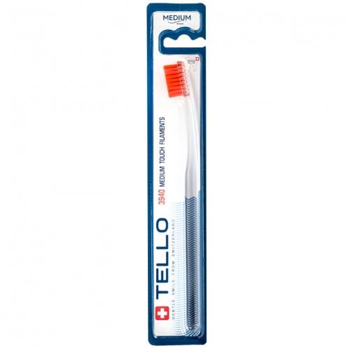 Tello - Tello 3940 Medium Diş Fırçası